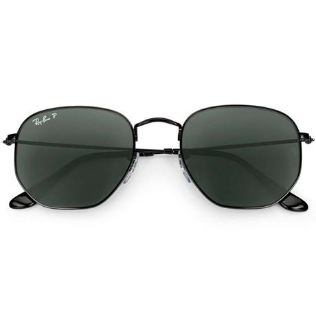 5f8087b80 Óculos de Sol Ray Ban Hexagonal RB3548NL 002/58 51 - Newlentes
