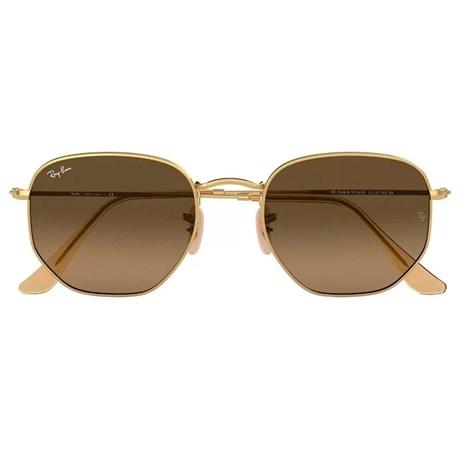 Óculos de Sol Ray Ban Hexagonal RB3548NL 912443 54