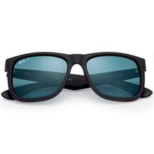 Óculos de Sol Ray Ban Justin RB4165L 622/2V Polarizado