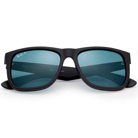8439b2d8130 Óculos de Sol Ray Ban Justin RB4165 622 2V 3P Polarizado 55