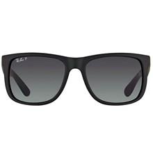 Óculos de Sol Ray Ban Justin RB4165L Preto 622/T3 55 Polarizado