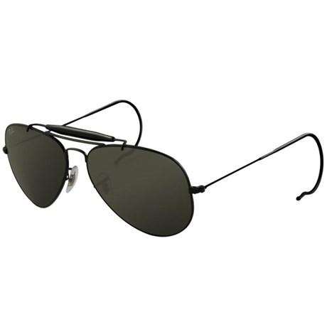 Óculos de Sol Ray Ban Outdoorsman RB3030 L9500 58 3N