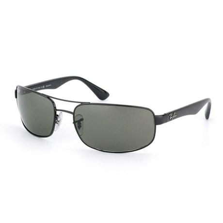 Óculos de Sol Ray Ban RB3445 002/58 64 Polarizado