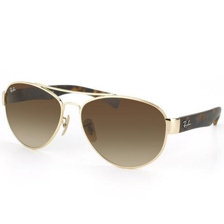 Óculos de Sol Ray Ban RB3491 001/13 59