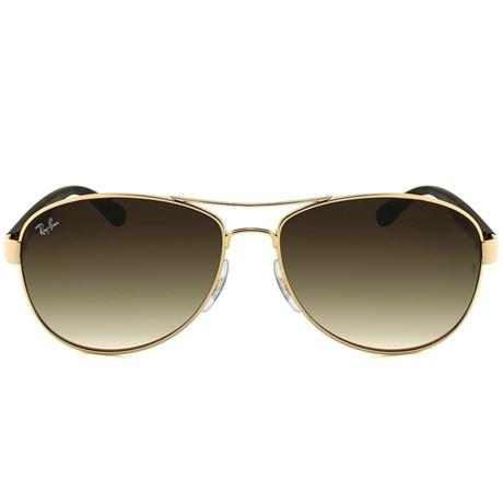 Óculos de Sol Ray Ban RB3525L 001/13 59