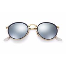 Óculos de Sol Ray-Ban Round Dobrável RB3517 001/30 51 3N