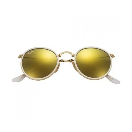 Óculos de Sol Ray Ban Round Dobrável RB3517 001 93 51 3N d920577f77