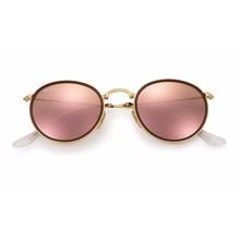 Óculos de Sol Ray-Ban Round Dobrável RB3517 001/Z2 51 2N