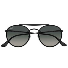 Óculos de Sol Ray Ban Round Double Bridge RB3614N 148/11 54
