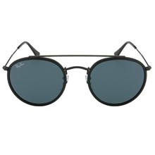 Óculos de Sol Ray-Ban Round Double Bridge RB3647N 002/R5 51