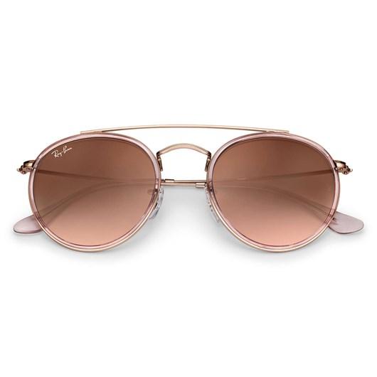 Óculos de Sol Ray-Ban Round Double Bridge RB3647N 9069/A5 51