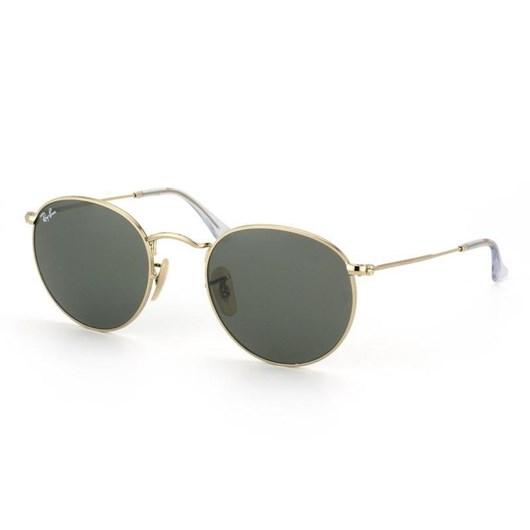 Óculos de Sol Ray Ban Round Metal RB3447N 001/9O 51