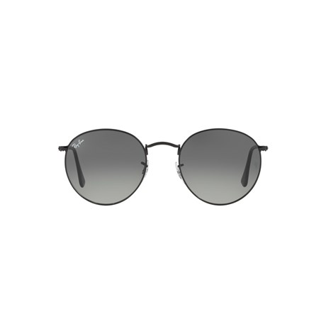 53b5717a6 Óculos de Sol Ray Ban Round Metal RB3447N 002/71 53 - Newlentes