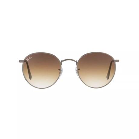 9ed88ff0c Óculos de Sol Ray Ban Round Metal RB3447N 004/51 53 - Newlentes