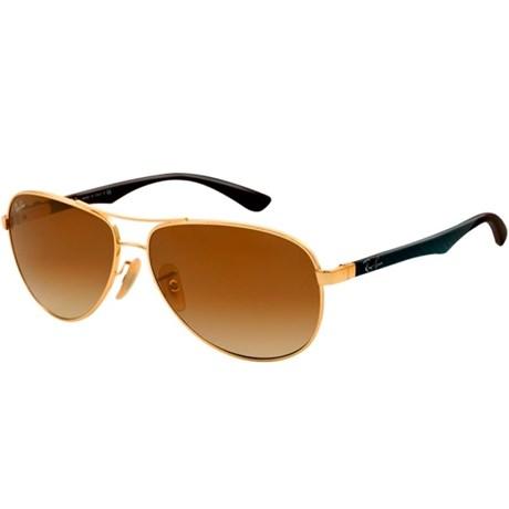 50f2ff2f5 Óculos de Sol Ray Ban Tech RB8313 001/51 61 2N