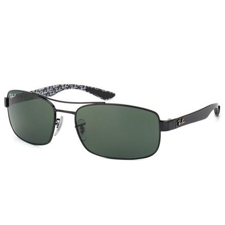Óculos de Sol Ray Ban Tech RB8316 002/N5 62 Polarizado