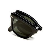 Óculos de Sol Ray Ban Wayfarer Folding RB4105 601 54 3N