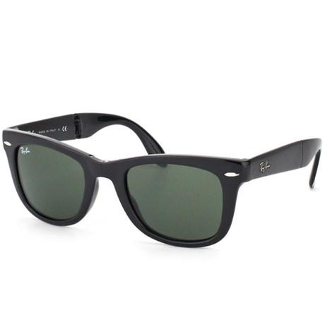 b0612814e529d Óculos de Sol Ray Ban Wayfarer Folding RB4105 601 54 3N - Newlentes
