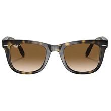 Óculos de Sol Ray-Ban Wayfarer Folding RB4105 710/51 - Tamanho 50