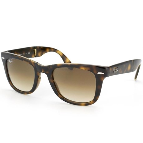 06c2161bd059a Óculos de Sol Ray Ban Wayfarer Folding RB4105 710 51 - Tamanho 54 ...