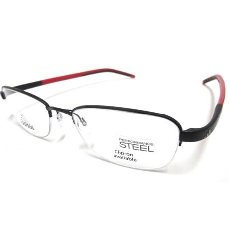 Óculos Receituário Adidas A675 50 6059 - Tamanho 52