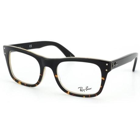 Óculos Receituário Ray Ban RB5227 5028 - Tamanho 52
