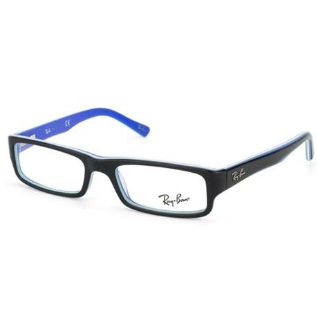Óculos Receituário Ray Ban RB5246 5151 - Tamanho 50