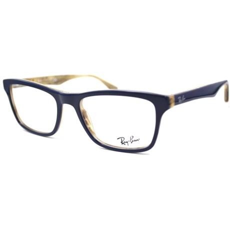 7e94493a7 Óculos Receituário Ray Ban RB5279 5131 - Tamanho 53 - Newlentes