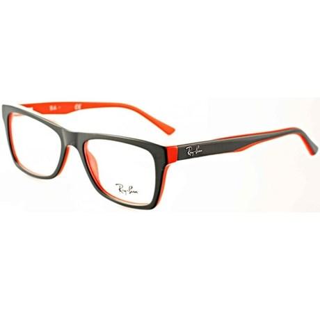 Óculos Receituário Ray Ban RB5289 5180 - Tamanho 50