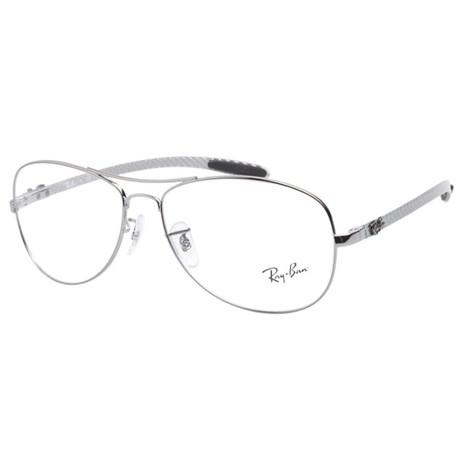 Óculos Receituário Ray Ban RB8403 2502 - Tamanho 56