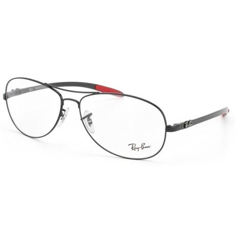 Óculos Receituário Ray Ban RB8403 2509 - Tamanho 56