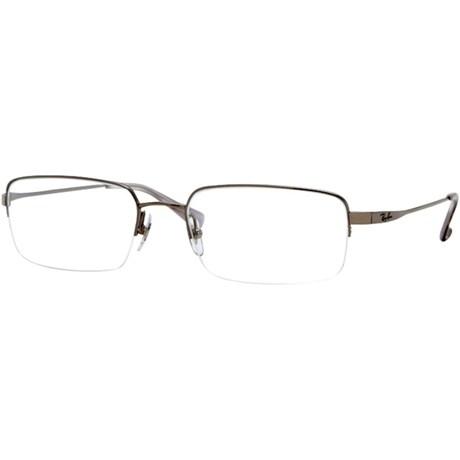 Óculos Receituário Ray Ban RB8632 1000 - Tamanho 54