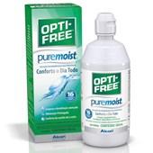 Opti-free Pure Moist 300 ml - Solução para lentes de contato