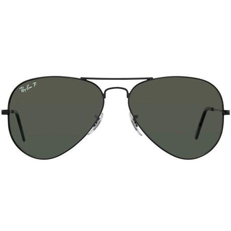 da65fca4eb6ac Óculos de Sol Ray Ban Aviator Large Metal RB3025 002 58 58 3P Polarizado
