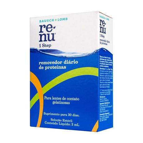 Solução para Lentes de Contato Renu 1 Step   newlentes 858bd76ba8