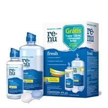 Renu Fresh 475 ml - Solução para lentes de contato