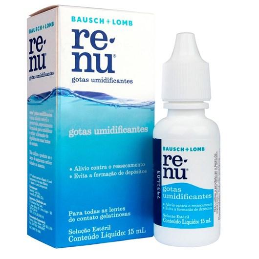 Renu gotas umidificantes 15 ml